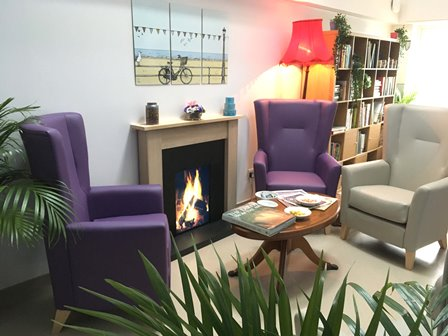 New Dementia Lounge for Patients of St Mary's