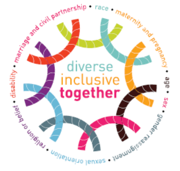 Diverse Inclusive Together