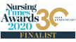 Nursing Times Awards 2020