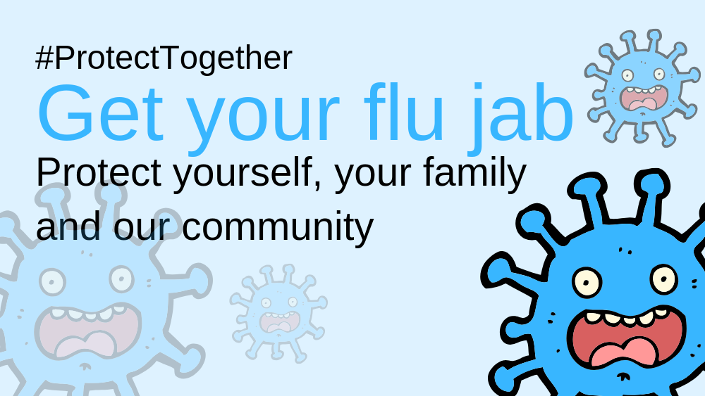 Flu Website Banner