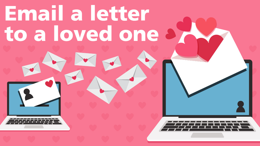 CS51281 IOW Contacting loved ones email Website banner 1000x563px
