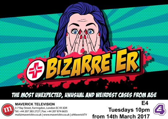 Bizarre ER Featuring Isle of Wight NHS Trust
