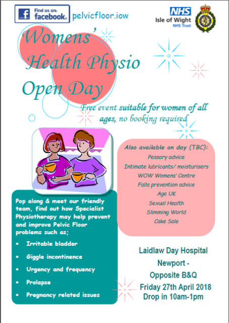 poster open day 2018