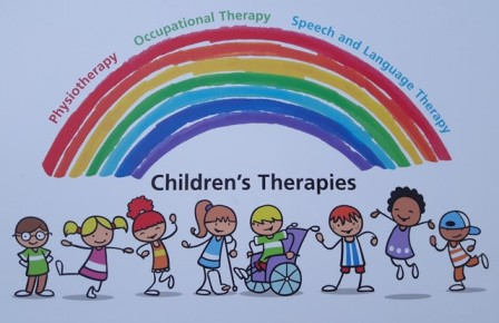 Childrens Therapies sign