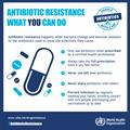 Antibiotic Awareness 2016